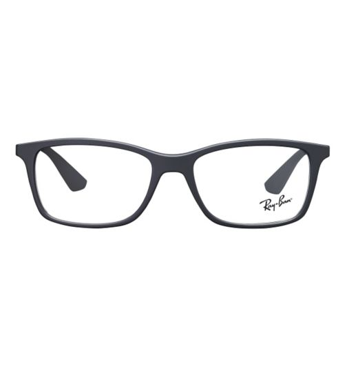 1203106ddc Ray-Ban RX7047 Men s Glasses - Black