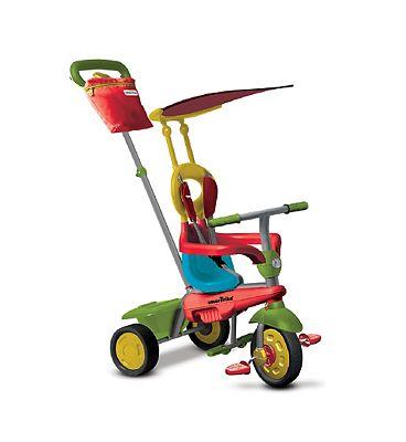 Smart Trike Joy Touch Steering 4in1 trike