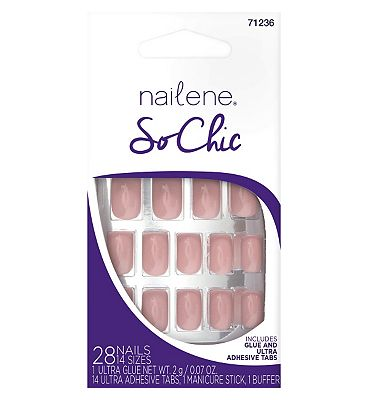 Nailene So Chic High Gloss - Pink