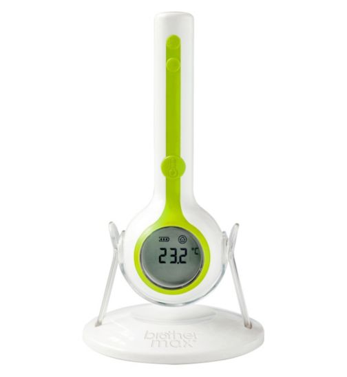 Brother Max 3 in 1 Thermometer Green