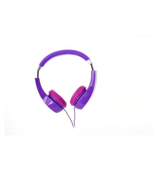 Targus Kidsafe Junior Headphones- Purple