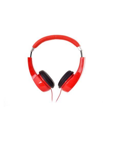 Targus Kidsafe Junior Headphones- Red