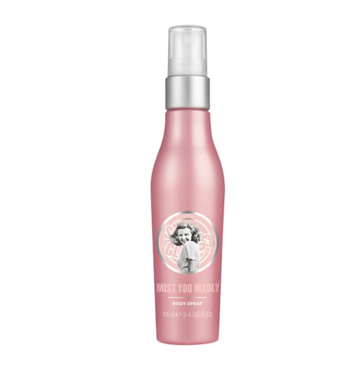 Soap & Glory MIST YOU MADLY Body Spray