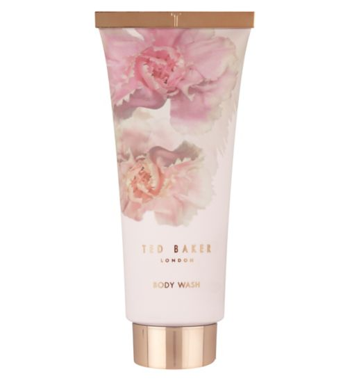 Ted Baker Pink Body Wash 200ml