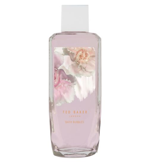 Ted Baker Pink Bubble Bath 400ml