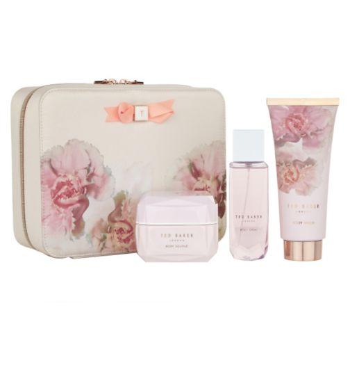 Ted Baker Pink Beauty Bag Gift