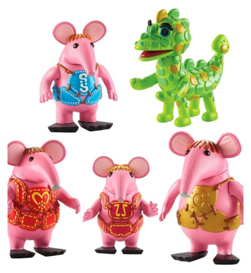 Clangers Collectable Figure Pack
