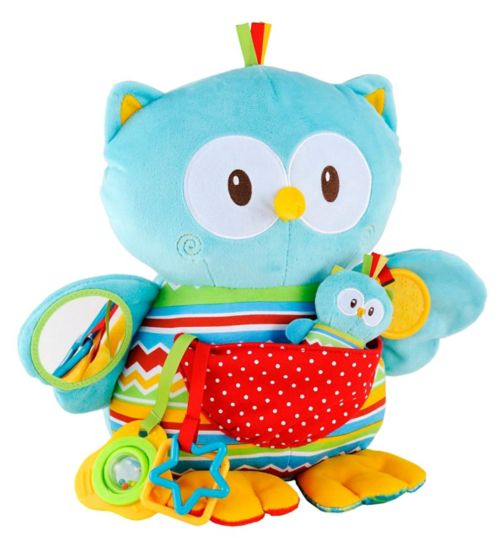 ELC Blossom Farm Activity Owl