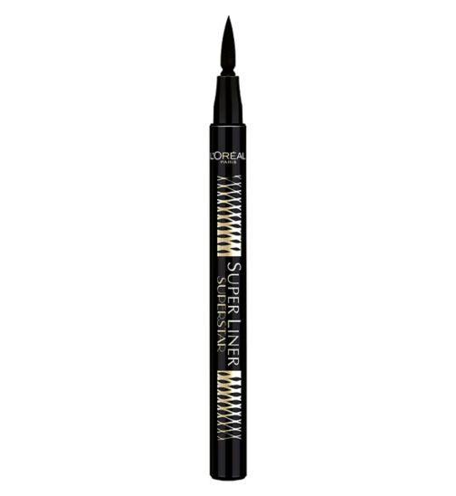 L'Oreal Paris Superliner Superstar Eye Liner Black