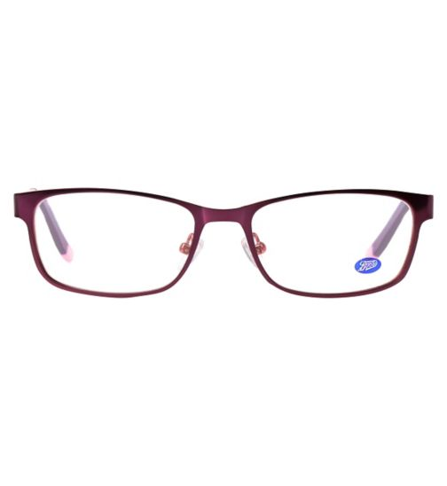 059def7480 Boots BKF1408 Kids  Purple Glasses - Free with an NHS Voucher