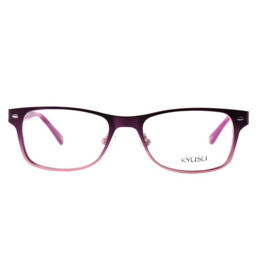 Kyusu KKF1407 Kids' Glasses - £20 with an NHS Voucher