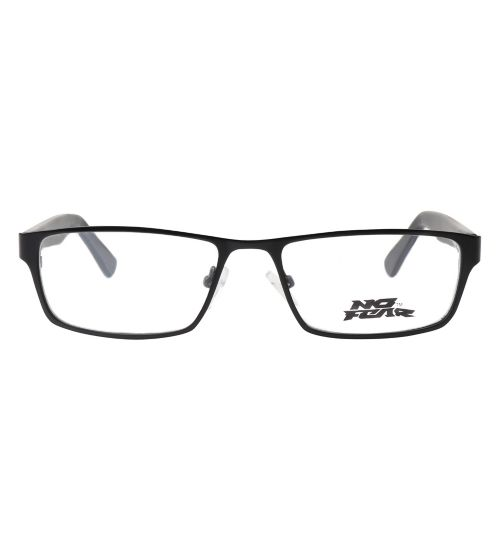 c403029728 No Fear NOF8001 Kids  Glasses - Black - £40 with an NHS Voucher