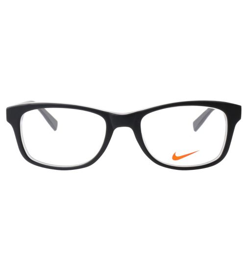 e8d211adcad NIKE 5509 Kids  Glasses - Black - £60 with an NHS Voucher