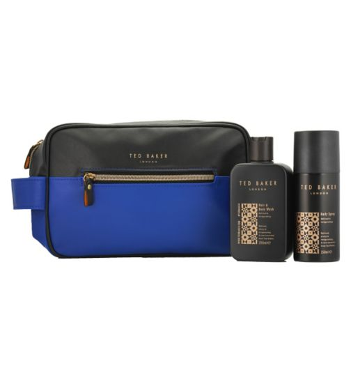Ted Baker Mens Washbag Gift Set
