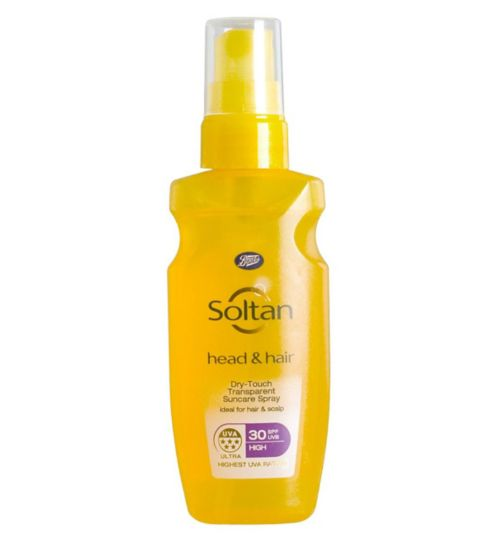 Soltan Invisible Cooling Head & Hair Suncare Spray SPF30 75ml