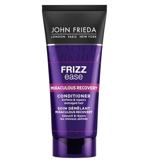 John Frieda Frizz Ease Miraculous Recovery mini conditioner 50ml