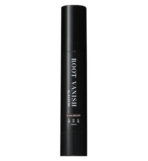 ROOT VANISH  by Kazumi Coloring Brush - Dark Brown