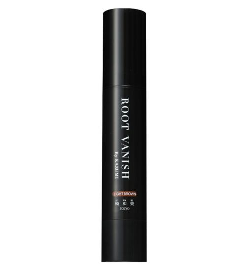 ROOT VANISH  by Kazumi Coloring Brush  - Light Brown