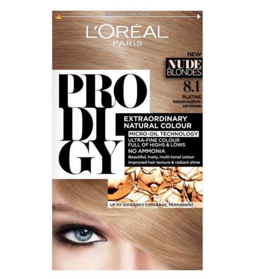 L'Oréal Paris Prodigy Platine 8.1