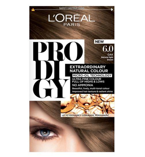 L'Oréal Paris Prodigy Oak 6.0