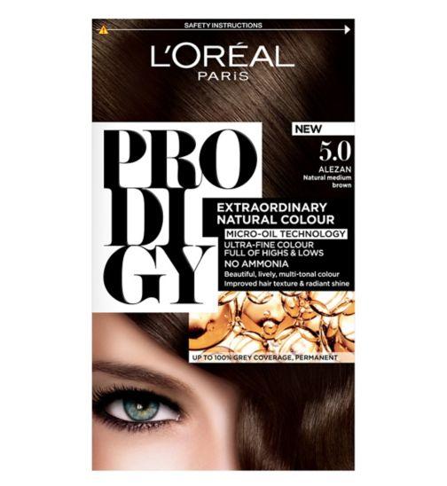 L'Oréal Paris Prodigy Alezan 5.0