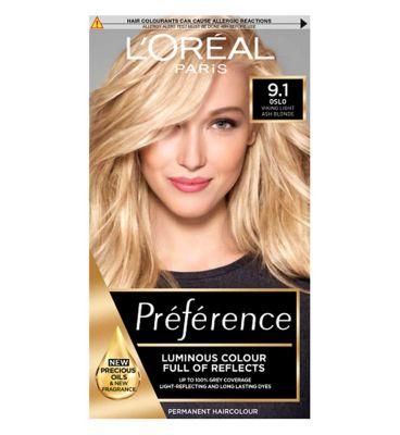 Preference L Oreal Hair Colour L Oreal Hair L Oreal