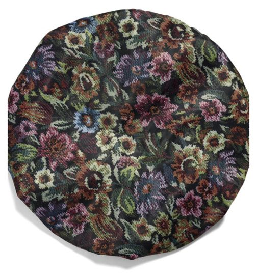 Boots Tapestry Shower Cap