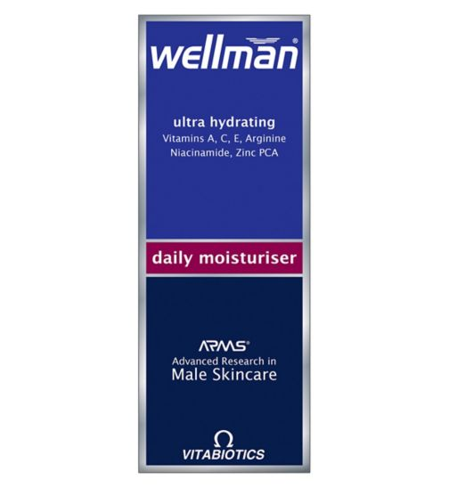 Wellman Ultra Hydrating Daily Moisturiser 50ml
