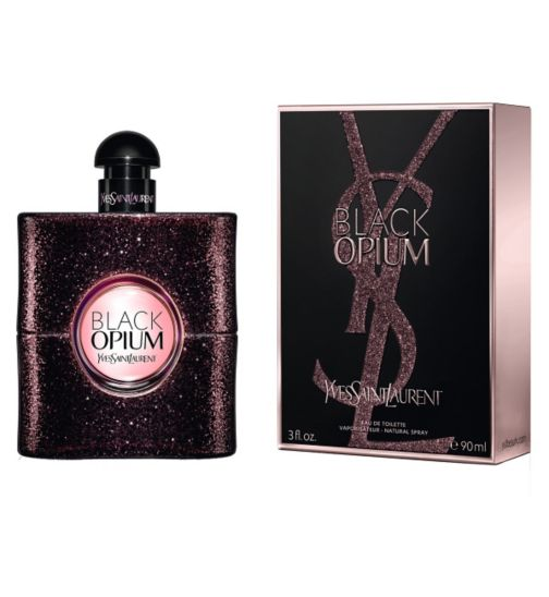 YSL Black Opium Eau de Toilette 90ml