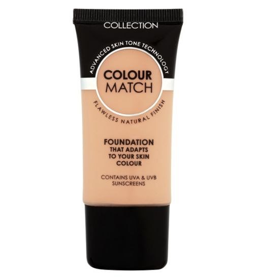 Collection colour match foundation 30ml