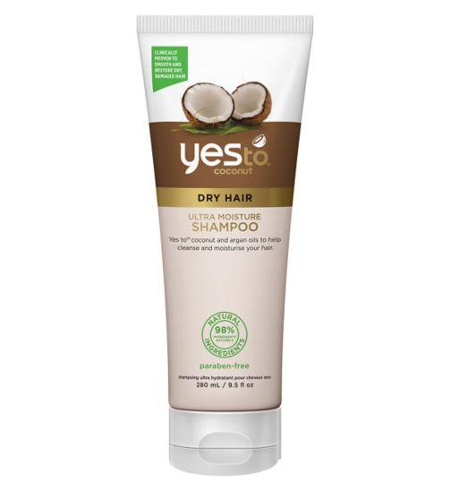 Yes to Coconut Ultra Moisture Shampoo 280 ml