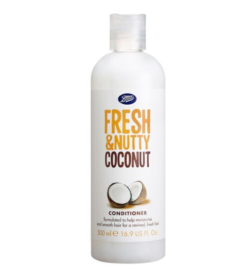 Boots Fresh Coconut Conditioner 500ml