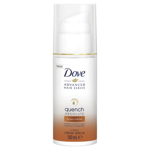 Dove Advanced Hair Series Quench Absolute Supreme Crème Serum 100ml