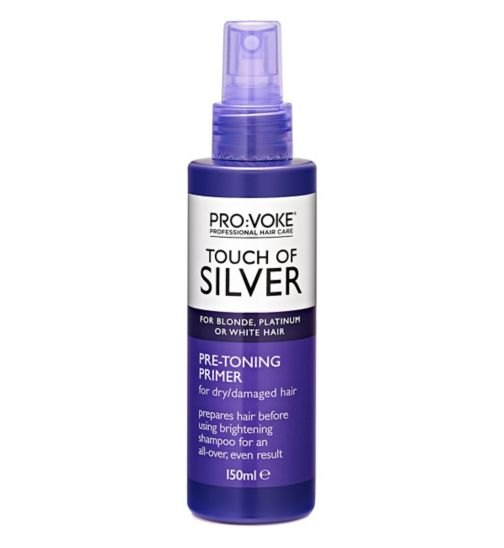 PRO:VOKE Touch Of Silver Pre-Toning Primer