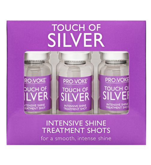 PRO:VOKE Touch Of Silver Intensive Shine Treatment Shots