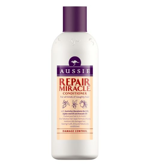 Aussie Conditioner Miracle Repair for damaged hair 250ml