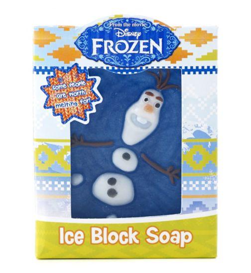 Disney Frozen Olaf Apple Scented Soap