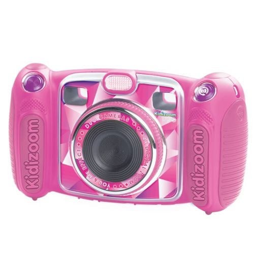 Vtech Kidizoom Duo Digital Camera Pink