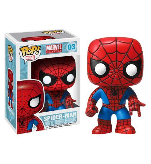 POP! Vinyl Spiderman Collectible Figure