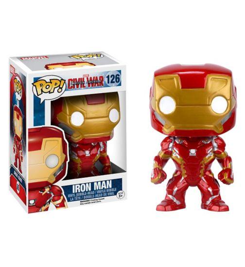 POP! Vinyl Iron Man Collectible Figure