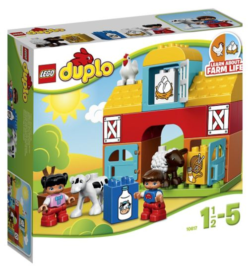 LEGO™ DUPLO My First Farm 10617