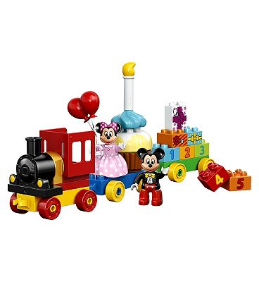 LEGO DUPLO Mickey & Minnie Birthday Parade 10597