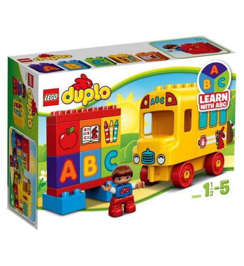 LEGO® Duplo - My First Bus 10603