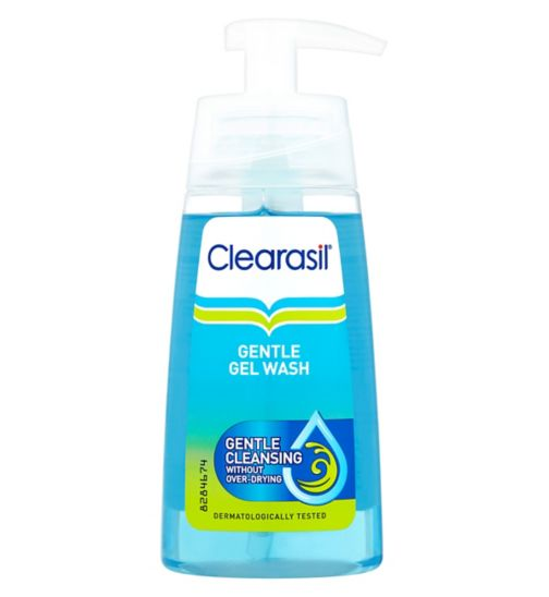 Clearasil Daily Clear Hydra-Blast Gel Wash 150ml