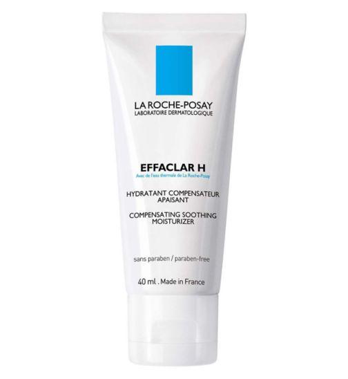 La Roche-Posay Effaclar H  Moisturiser Dry Skin 40ml