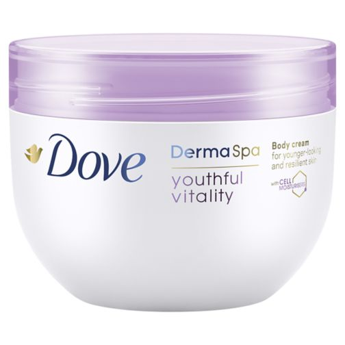 Dove DermaSpa Body Cream Youthful Vitality 300ml