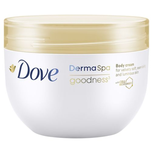 Dove DermaSpa Goodness3 Cream jar 300ml