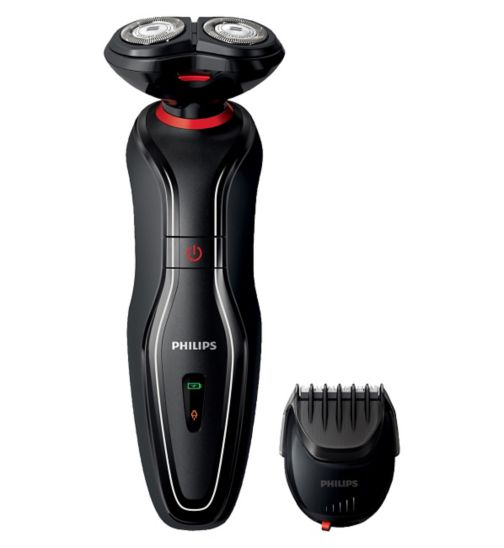 Philips Series 1000 Click & Style S720/17 Shaver & Beard Trimmer In One