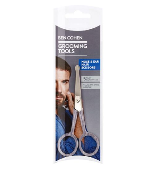 Ben Cohen  Nose Hair Scissors