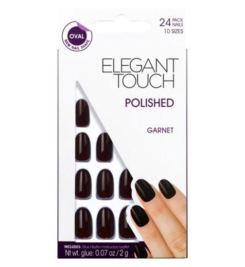 Polished Nails Garnet